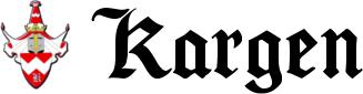 Kargen Staňkov Logo